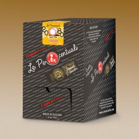 Nespresso compatible capsules INTENSE taste, 50 pcs, 20-80