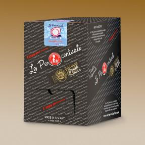 Nespresso compatible capsules DECAFFEINATED, 50 pcs