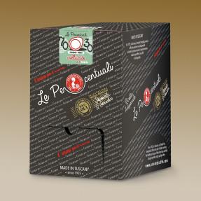 Capsule compatibili Nespresso gusto VELLUTATO, 50 pz 70-30