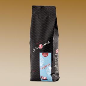 Caffè in grani decaffeinato, 65-35