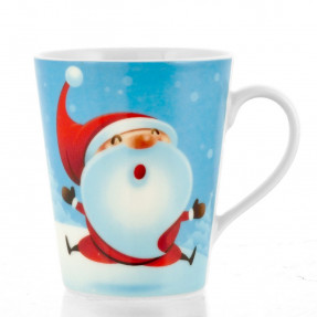 Mug Natale in porcellana