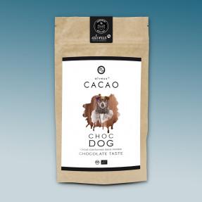 Cacao e matcha bio in polvere gusto cioccolato, Choc Dog