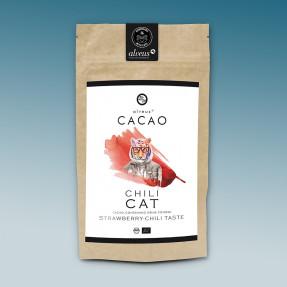 Cacao e matcha bio in polvere gusto fragola peperoncino,...