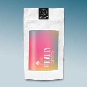 Green detoxifying organic tea, mint taste, Beauty,  Alveus®