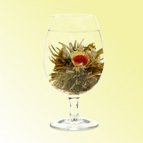 Jinjicun Mountain, flowering tea Cinese