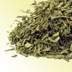 Sencha Japanese green tea