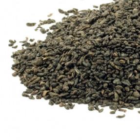 Pinhead Gunpowder tè verde Cinese
