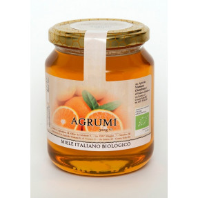 Citrus fruits honey, organic