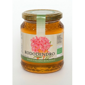 Rhododendron honey, organic