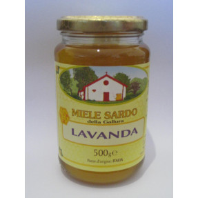 Lavender honey, organic