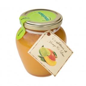 Confettura di Mango e lime