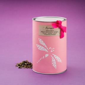 Energizing organic herbal infusion, 30 gr loose leaf