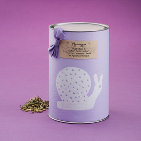 Organic purifying herbal infusion, 30 gr loose leaf