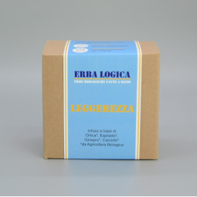 Draining organic herbal infusion, 15 tea bags