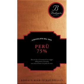 Peru 75% chocolate bar