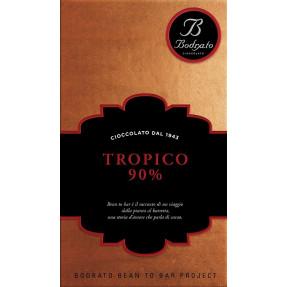 Tavoletta fondente Tropico 90%