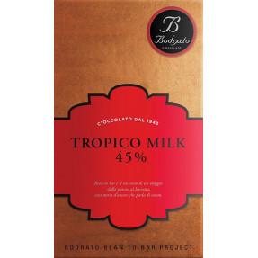 Tropico 45% milk chocolate bar