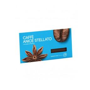 Coffee and star anise dark chocolate bar