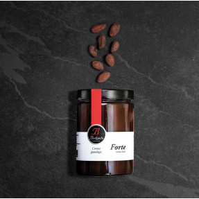 Dark Gianduja chocolate cream