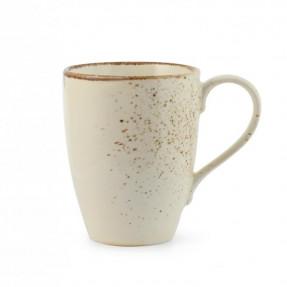 Stoneware mug Reactive