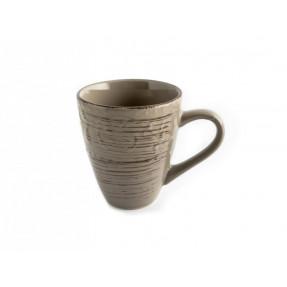 Stoneware mug Courtyard
