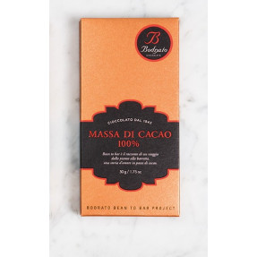 Tavoletta massa di cacao 100%