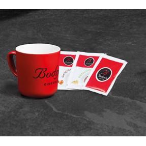 Hot chocolate single bag