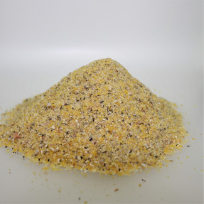 Farina di mais e grano saraceno, Taragna