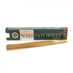 Incenso Golden Nag Patchouli, 15gr