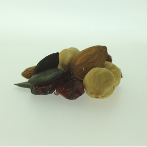 Well-being dried fruit mix, 100gr