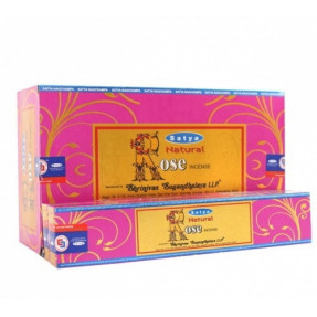 Natural rose Satya incense, 15gr