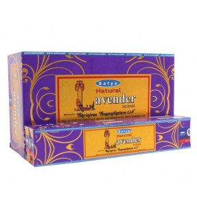 Natural lavander Satya incense, 15gr