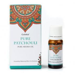 Pure Patchouli Goloka aromatic oil, 10ml