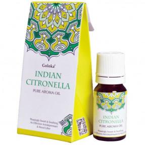 Pure Lemongrass Goloka aromatic oil, 10ml