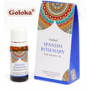 Pure Spanish Rosamary Goloka aromatic oil, 10ml