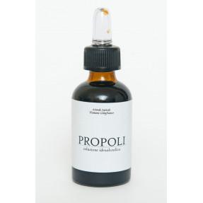 Propoli biologico, soluzione alcolica 30ml