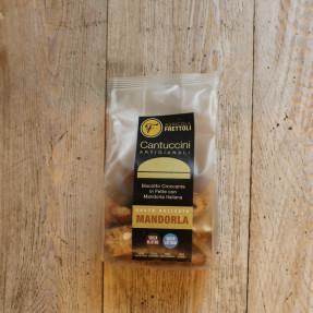 Cantucci gluten free vegan biscuits