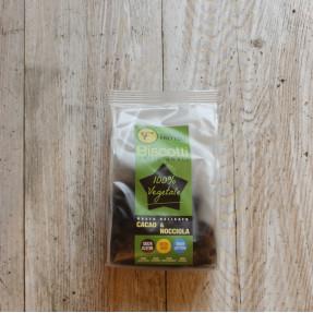 Cocoa and Hazelnut gluten free vegan biscuits