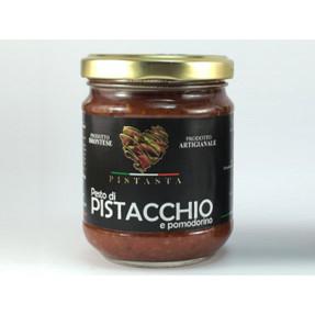 Pesto di pistacchio e pomodorino, 190gr