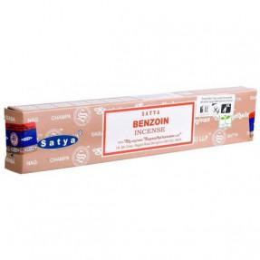 Benzoin Satya incense, 15gr