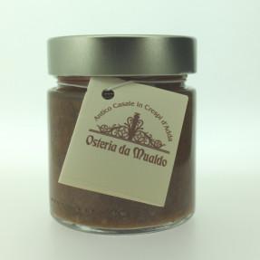 Italian artisanal beef ragù sauce, 250gr