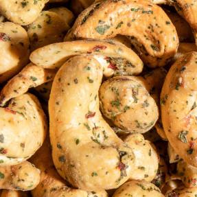 Italian spiced cashew nuts, 100gr