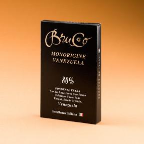 Tavoletta Cioccolato Fondente Monorigine Venezuela