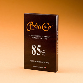 Tavoletta Cioccolato Fondente Extra 85%