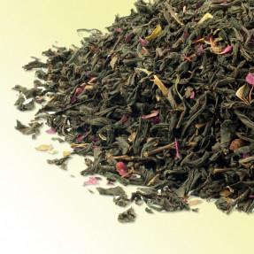 Rose Congou, tè nero Cinese alla Rosa