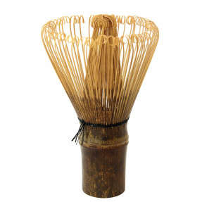 "Frustino in bambù nero per Matcha ""Chasen"""
