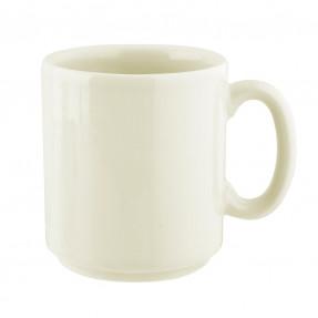 Mug avorio in ceramica