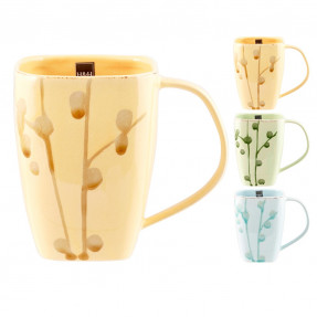 Mug Foglie in porcellana
