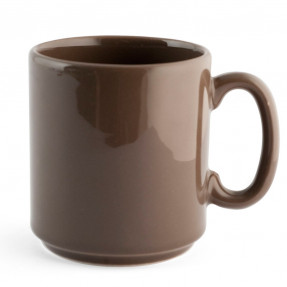 Earthenware mug Iris