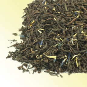 Deca Earl Grey Ceylon tea